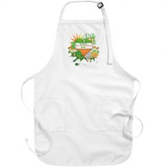 Happy St Patrick's Day, Apron