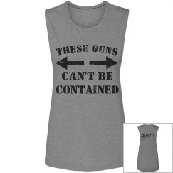 These Guns Womens Muscle