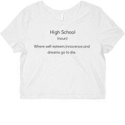 Definition Of High School
