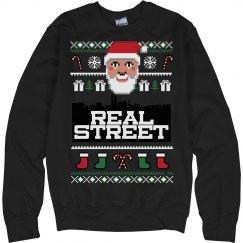 Christmas Ugly Sweater- Realstreet