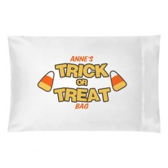Pillowcase Halloween Bag