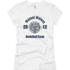Walnut Wolves Basketball
