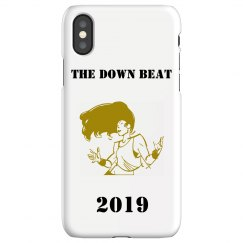 The Down Beat phone case