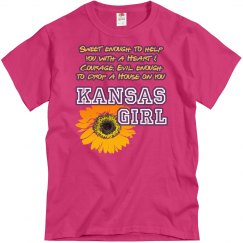 Kansas girl