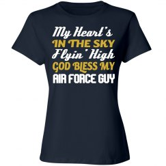 The Ultimate Air Force Girlfriend Shirt