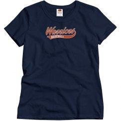 Womens - Warriors T-shirt