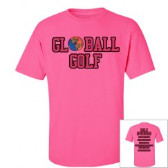 GloBall Pink Sponsors