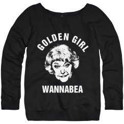 Golden Girl Wannabea