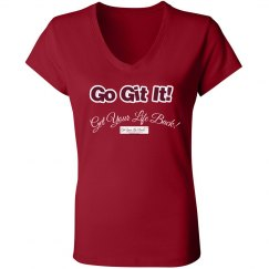 Go Git It T-Shirt (women)