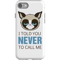 Grumpy Cat Hates Calls
