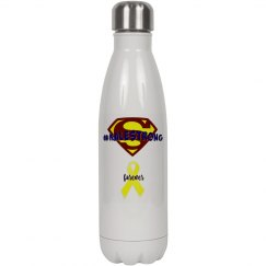 Kalestrong Stainless Steel Insulated Water Bottle