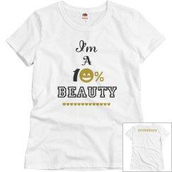10% Beauty #Tithegiver - MissesTee