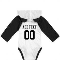 Custom Player Baby Football Fan