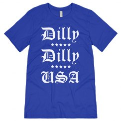 Dilly Dilly USA Patriotic Drinking