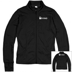 Beyond Performance Crew Zip