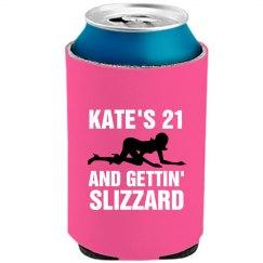 Kate's Getting Slizzard