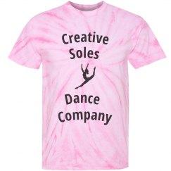Creative Soles Tie-Dye