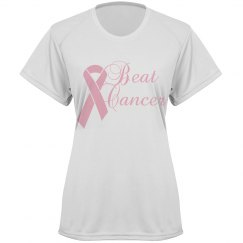 Beat Breast Cancer Performance Tee