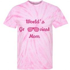 World's Grooviest Mom