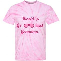 World's Grooviest Grandma