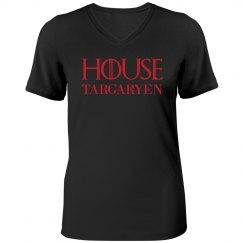 Simple House Targaryen Design