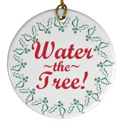 Water the Tree Reminder