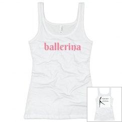 Ballerina Tank