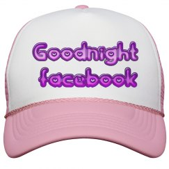 GOODNIGHT FB — hat
