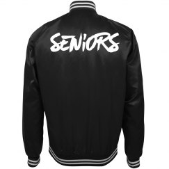 Seniors Rule Bomber Jacket