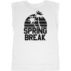 Flamingo Spring Break Tank
