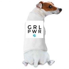 Grl Pwr Doggie Tee