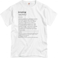Jeeping Definition