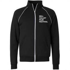 MVFF Unisex Full Zip Fleece Track Jacket