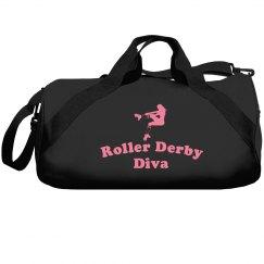 Roller derby diva