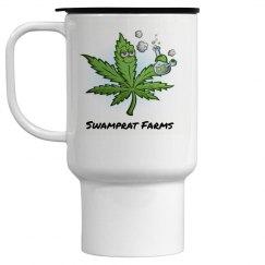Swamprat Farms travel mug