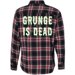 Glow In The Dark Grunge Is Dead