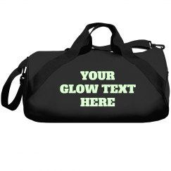 Custom Glow In The Dark Duffel
