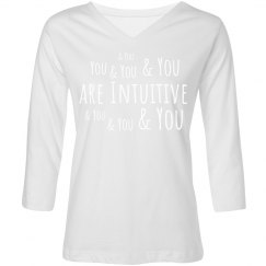 & You ... Are all Intuitive