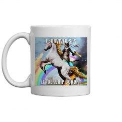 Cohort mug one sided