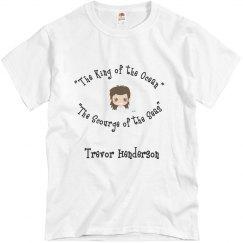 Trevor Henderson tee