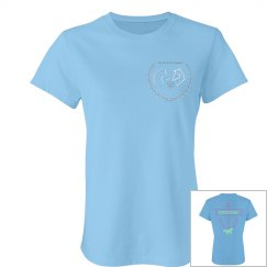 Nautical Equestrian Tee