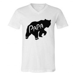 Papa Bear-WHT