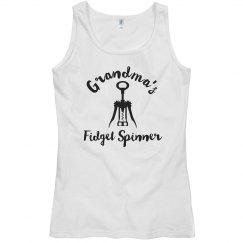 Grandma's Fidget Spinner Wine