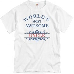 World's awesome uncle