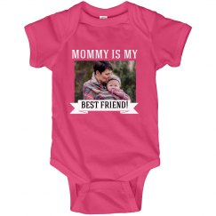 Matching Best Friend Mommy and Baby Outfit