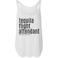 TEQUILA FLIGHT ATTENDANT