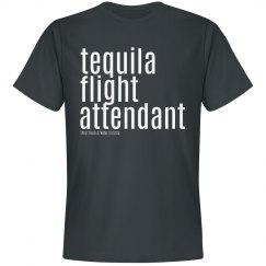 TEQUILA FLIGHT ATTENDANT - DUDES