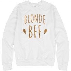 Best Friend Gifts Blonde BFF
