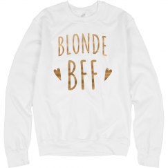 Best Friend Gifts Blonde BFF