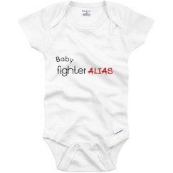 Baby F/A Onesie